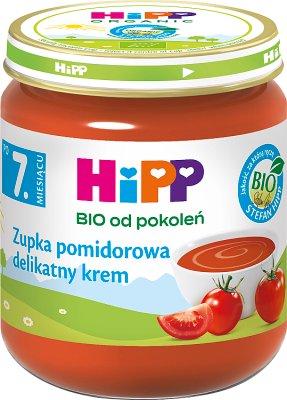 Zupka pomidorowa - delikatny krem BIO