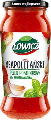 sauce napolitaine Łowicz pour les spaghettis
