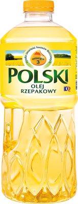 Polski olej rzepakowy