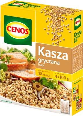 Cenos trigo sarraceno blanco 4 x 100 g