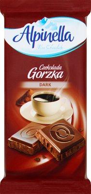 Alpinella горько-сладкого шоколада