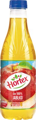 Hortex 100% сок компании Apple