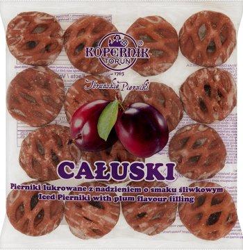Copernicus Torun Gingerbread Bisous farcies aux prunes