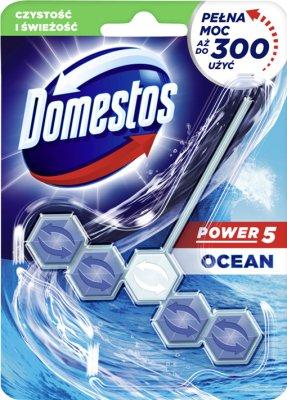Domestos WC Power 5 zawieszka z kostką Ocean