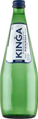 Вода король Pienińska игристое 0,7l