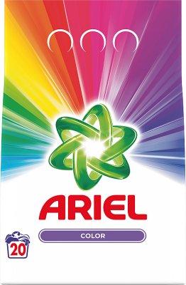 Ariel détergent 1,5 kg couleur