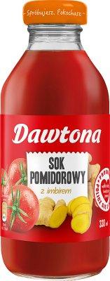 Dawtona sok pomidorowy z imbirem