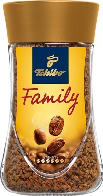 Tchibo Family Растворимый кофе лиофилизированный
