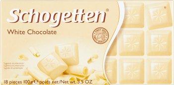 Schogetten czekolada  biała