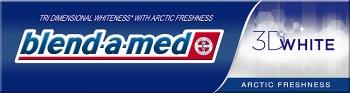 Blend-a-med 3D white pasta do zębów Arctic freshness