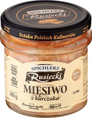 Spichlerz Rusiecki mięsiwo z kurczaka