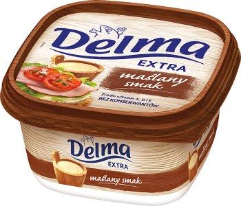 Delma Extra margaryna  z masłem