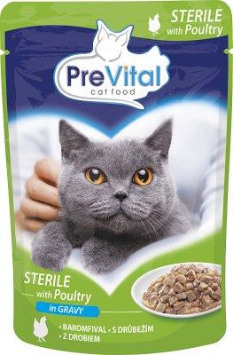 PreVital pełnoporcjowa karma dla dorosłych kotów po sterylizacji
