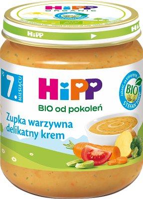 HiPP Zupka warzywna delikatny krem BIO
