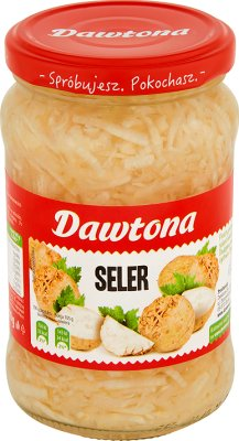 Dawtona delicatessen pickled celery chips