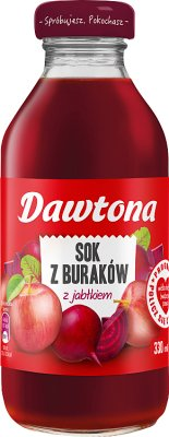 Dawtona sok z buraków z jabłkiem