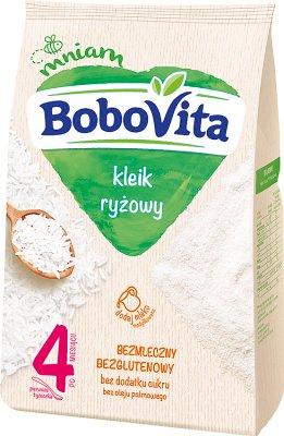 BoboVita gachas de arroz