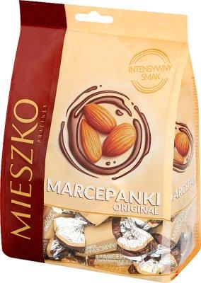 Mieszko Marcepan czekoladki marcepanowe oryginalne