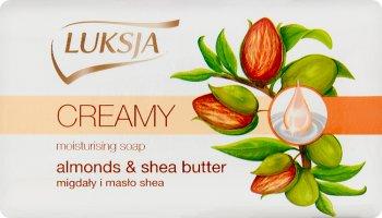 Luksja creamy mydło w kostce migdały i masło shea