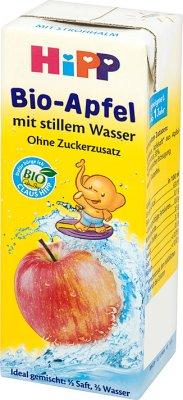 Jabłka z wodą źródlaną BIO