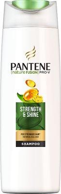 Pantene Pro-V szampon mocne i lśniące włosy do włosów słabych z kompleksem cassia