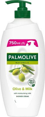 Palmolive kremowy żel pod prysznic z mleczkiem oliwkowym