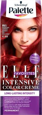 Palette Intensive Color Creme Farba do włosów intensywna czerwień RI5