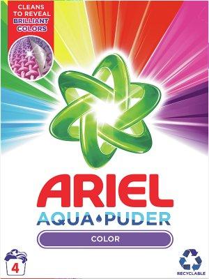 La poudre à lessive Ariel Couleur