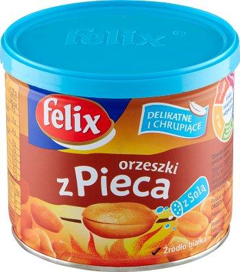 Felix Orzeszki ziemne z pieca z solą