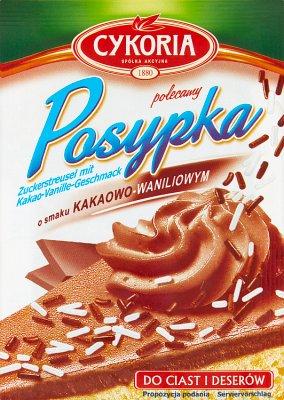 Cykoria Posypka o smaku kakaowo-waniliowym