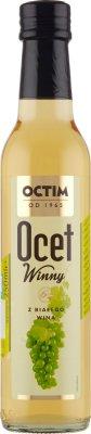 Octim Ocet winny z Olsztynka z białego wina