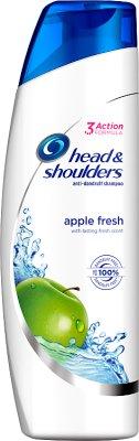 Head&Shoulders szampon przeciwłupieżowy  apple fresh