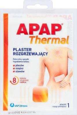 Apap thermique réchauffement Plaster