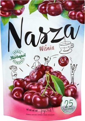 Herbapol Nasza Herbatka owocowo-ziołowa wiśnia