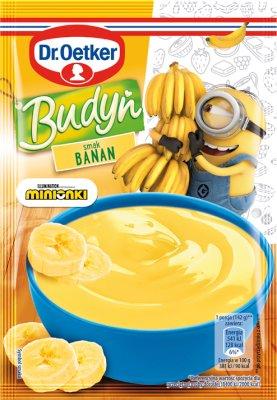 Dr. Oetker Budyń bananowy