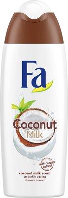 Fa Żel pod prysznic  Coconut Milk