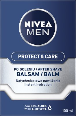 Nivea Men Originals Balsam po goleniu nawilżający