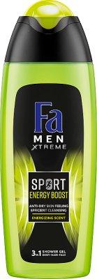 Fa Men Sport Double Power żel pod prysznic