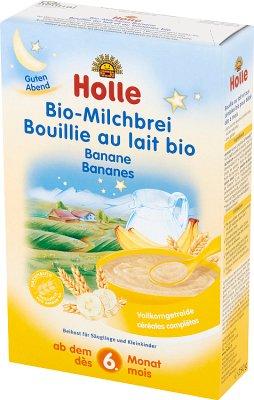Holle Kaszka zbożowa bananowa BIO