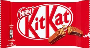 KitKat Paluszek waflowy w mlecznej czekoladzie