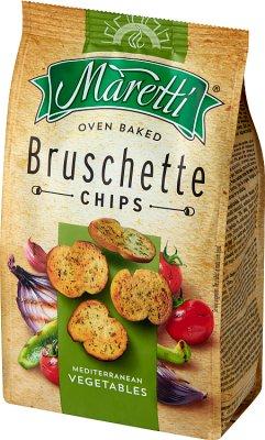 Bruschette Maretti chrupki chlebowe mix warzyw