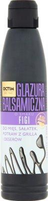 Octim glaçure balsamique aromatisé aux figues