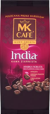 MK Cafe India Kawa ziarnista
