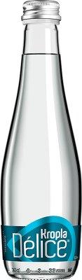 Goutte Delice naturelle eau minérale gazeuse