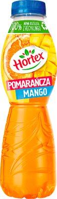 Hortex Pomarańcza mango Napój