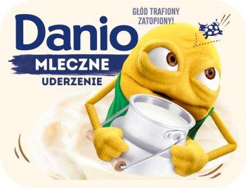 Danone Danio białe Serek homogenizowany