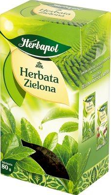 Herbapol Herbata zielona,liściasta
