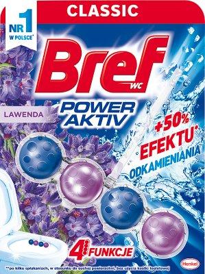 Bref Power Aktiv zawieszka do WC 4 Function formula Lavender