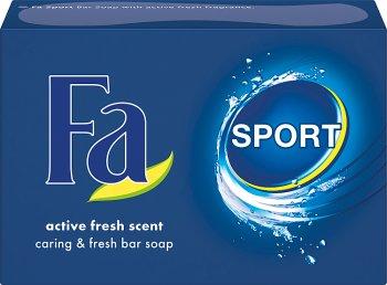 Fa Mydło w kostce Energizing Sport
