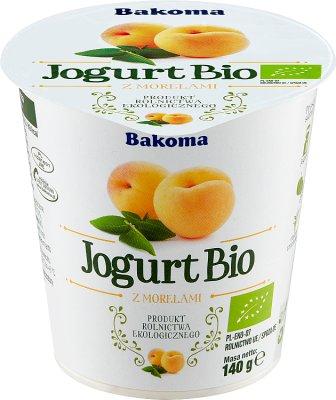 Bakoma Jogurt BIO morela